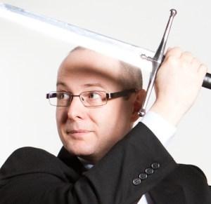 Guy Windsor - sword expert